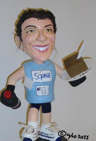 championne du monde marathon de new-york
