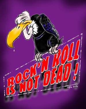 rock 'n roll is not dead!