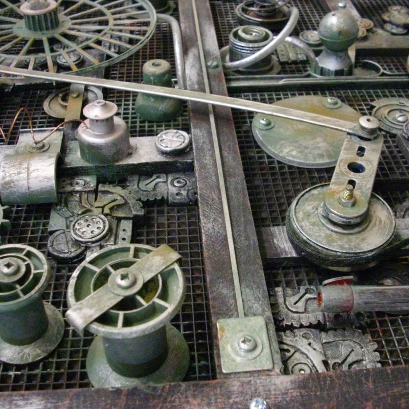 Tableaux machine (4)